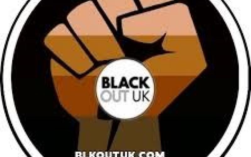 BlackOut UK logo